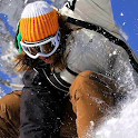 snowboarding live wallpapers icon