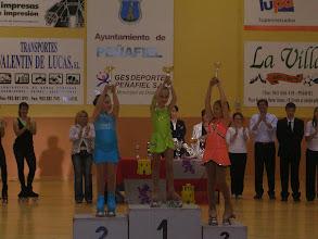 Photo: podium benjamin femenino