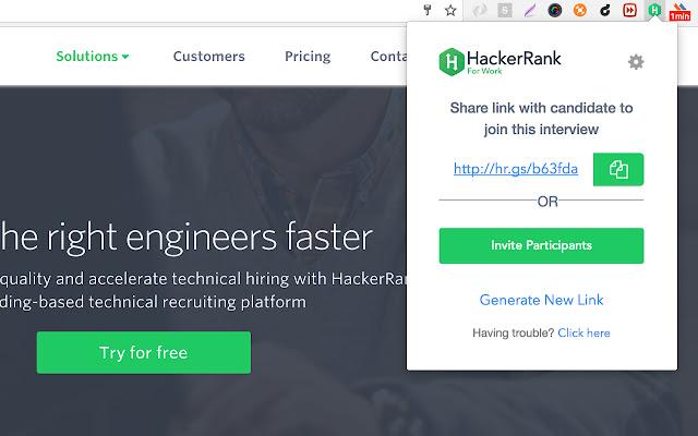 HackerRank Codepair