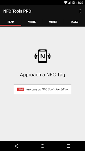Screenshot for NFC Tools - Pro Edition in United States Play Store