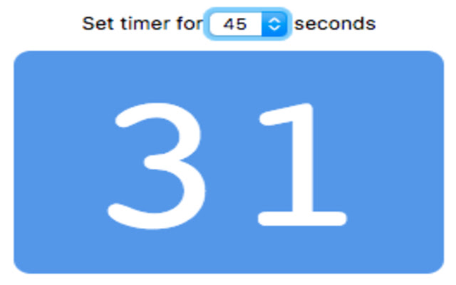 Simple Timer
