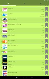 RadioNet Radio Online screenshot 11