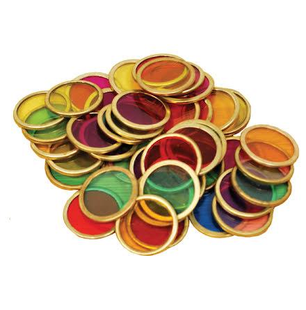 Plastbrickor med magnetring - 7763-663-2