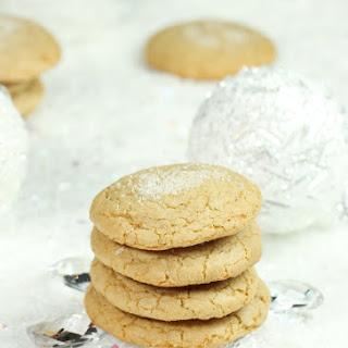 Vegan Gluten-Free Sugar Cookies.