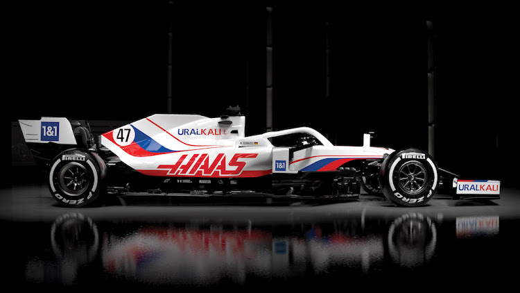 The Haas VF-21 will be started for the first time when the team commences with pre-season testing in Bahrain on March 12.