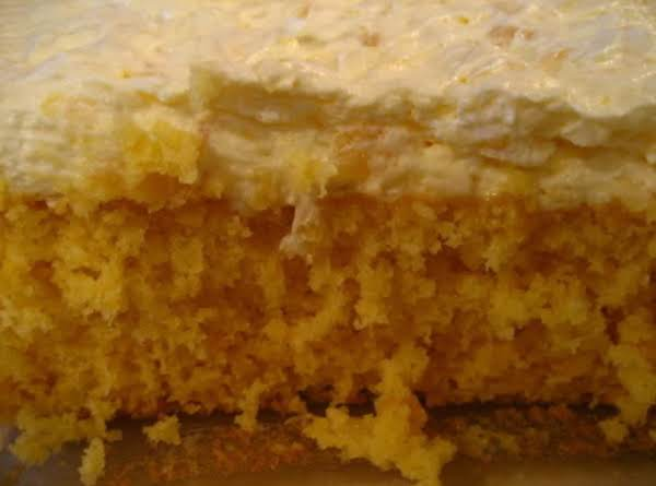 Orange Pineapple Cake