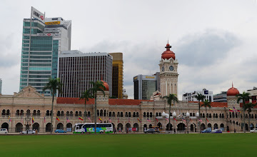 Photo: Sultan Abdul Samad building in Independence Square
