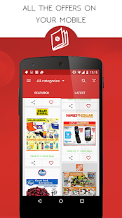 Tiendeo - Deals and Stores- screenshot thumbnail