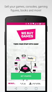 WeBuyGames:Sell Items for Cash- screenshot thumbnail