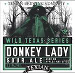 Texian Donkey Lady