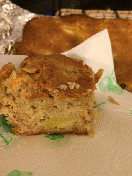 Apple Brownies Recipe