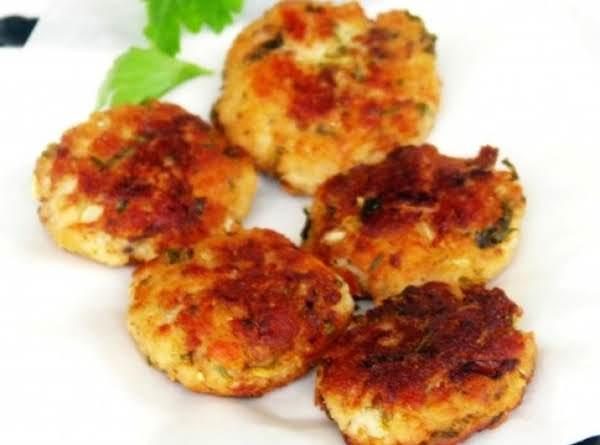 Jodie's Salmon Patties Recipe