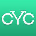 CycleWE - Cycling Community icon