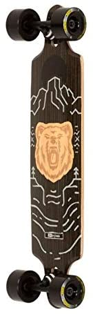 db bear 33 longboard