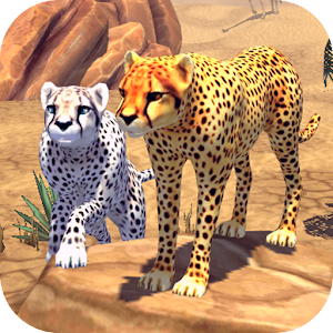 Cheetah Family Sim for PC and MAC