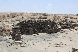 Photo: Restos arqueológicos en Turpay A2 Quilca - Matarani 23-25 de Nov. (2013)