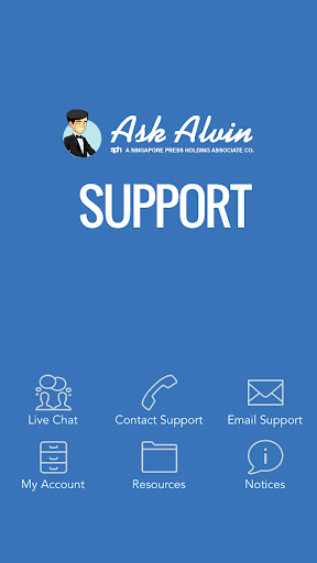 Ask Alvin Support