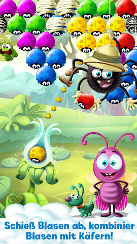 android Bubble Buggie Pop Screenshot 1
