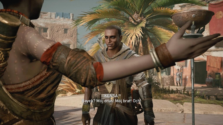 Assassin's creed origins recenzja opinie