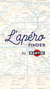 Apéro Finder - náhled