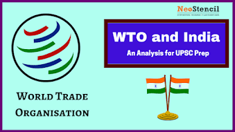 WTO and India - An Detailed Analysis