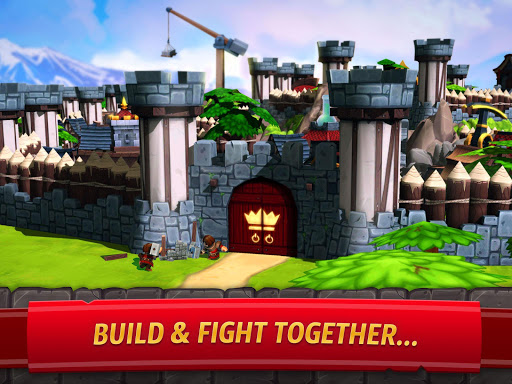 Royal Revolt 2: Tower Defense RTS & Castle Builder screenshots 14