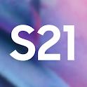 S21 Wallpaper & S21 Ultra Wallpaper & S21 Plus icon