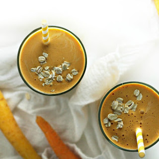 Spiced Carrot Cake Smoothie