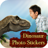 Dinosaur Stickers for Photo