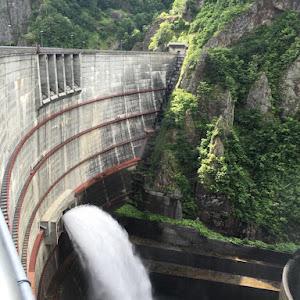 豊平峡ダム ダムめぐり