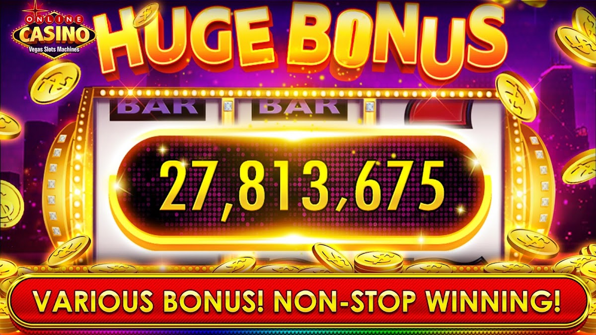 Online Casino - Vegas Slots Machines