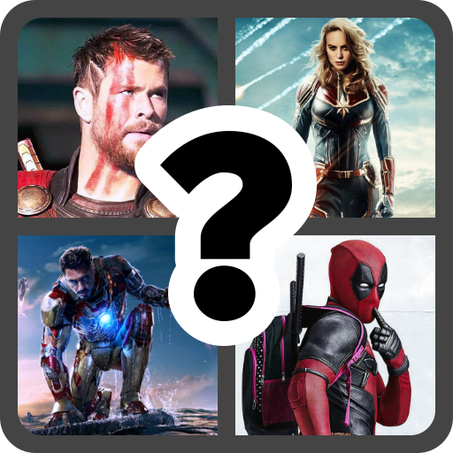 Quiz: Marvel Superhero Android APK Download Free By ViralCent