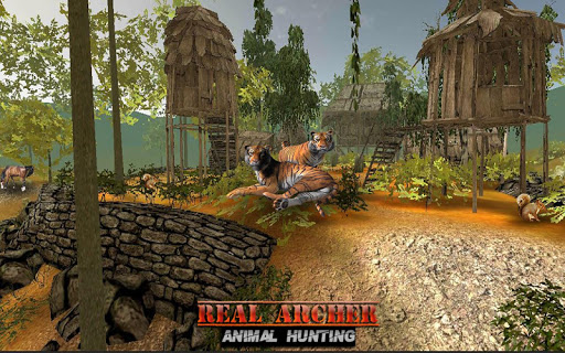 Real Archer - Animal Hunting - Horse safari 1 de.gamequotes.net 3