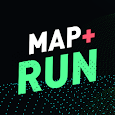 Leap Map Runner - Run Tracker, Weight Loss app icon