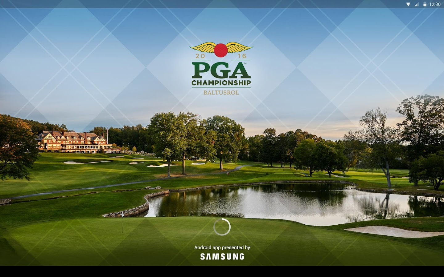 PGA Championship 2016- screenshot