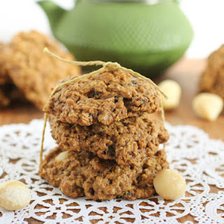 Macadamia Oatmeal Cookies Recipe