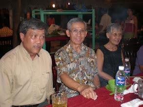 Photo: Cựu HV Khóa 1 Đặng Hữu Lợi (từ Mỹ về) cũng có mặt