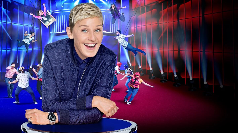 Watch Ellen's Game of Games live