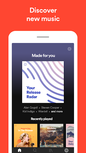Spotify: Listen to new music, podcasts, and songs 6