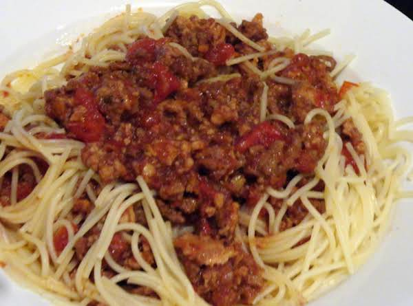 Amazing Bolognese Recipe