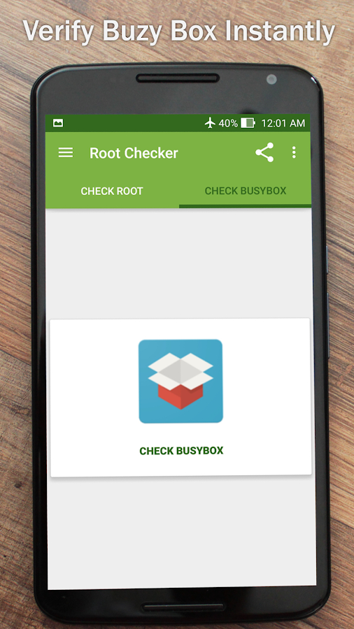 Root Checker Pro- screenshot