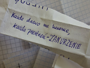 Photo: Marcin Kotowski - Zanurzenia metryczne