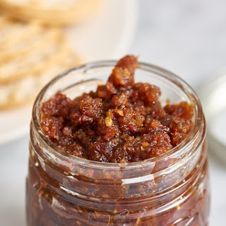 How To Make Boozy Bourbon Bacon Jam.