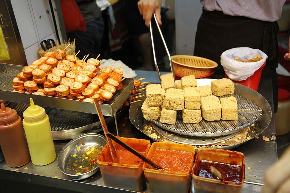 Chow Tau Foo 臭豆腐