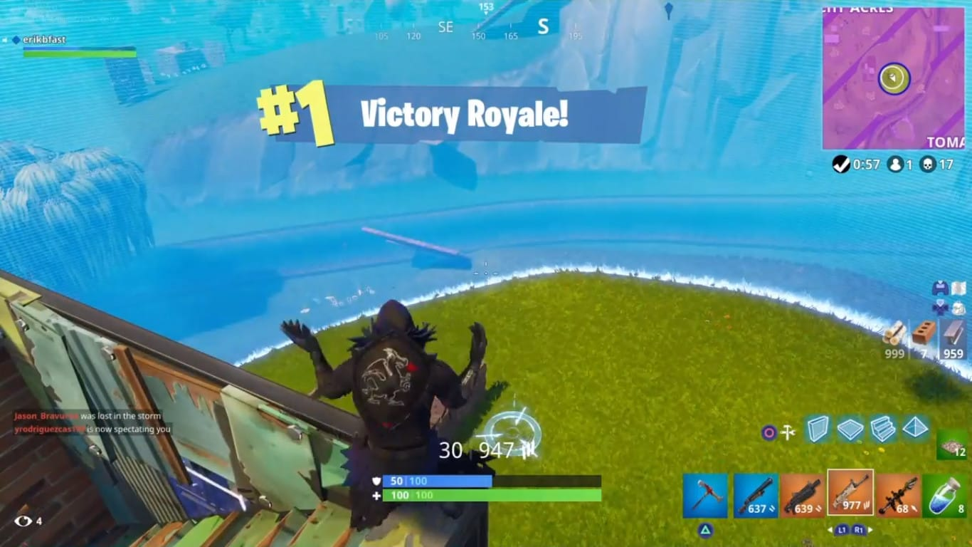 How to spectate in Fortnite PS4