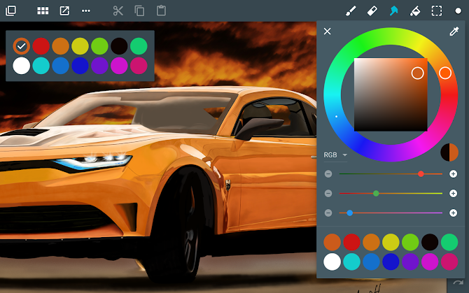 ArtFlow: Paint Draw Sketchbook Android 22