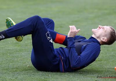 Teodorczyk a dû interrompre l'entraînement hier : Anderlecht donne de ses nouvelles