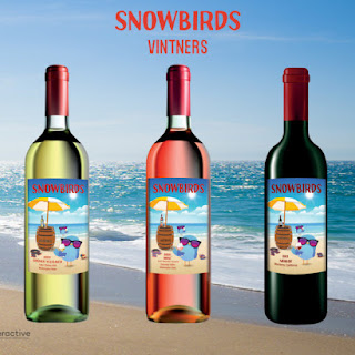 Celebrate Summer with Chef Made Snowbirds Vintners 2016 Rosé Wine Recipe
