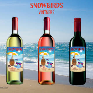 Celebrate Summer With Chef Made Snowbirds Vintners 2016 Rosé Wine.