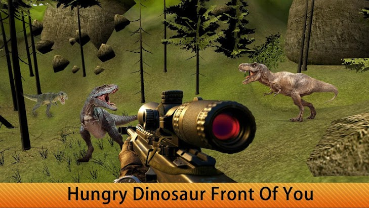 Dinosaur Hunting Deadly screenshot